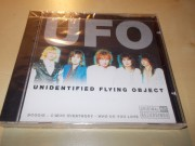 UFO (5) ‎– Unidentified Flying Object (CD)