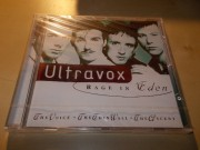 Ultravox ‎– Rage In Eden (CD)