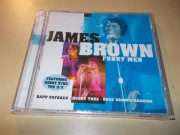 James Brown Featuring Bobby Byrd,  The Jb´s* ‎– Funky Men (CD)