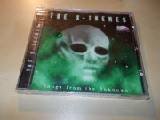 Various ‎– The X-Themes - Songs From The Unknown (CD)