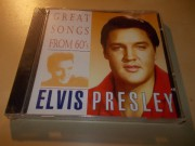 ELVIS PRESLEY - GREAT SONGS FROM 60s (CD)