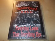 Motörhead ‎– Everything Louder Than Everything Else (DVD)