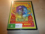 Santana ‎– Corazón: Live From México - Live It To Believe It (DVD)