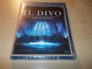 Il Divo ‎– Live In London (Blu-ray)