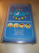 THE AQUA DIARY - THE OFFICIAL AQUARIUM HOME VIDEO (VHS) 120 min. ČASOVĚ OMEZENÁ AKCE
