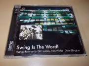 VARIOUS - SWING IS THE WORLD ! (CD)