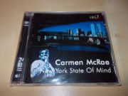 Carmen Mcrae - New York State of Mind (CD)