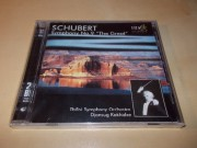 SCHUBERT. Symphony No.9 - The Great - Tbilisi Symp. Orch. - Djansung Kakhidze (CD)