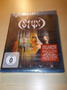 Styx - The Grand Illusion & Pieces of Eight (Blu-ray)