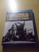 The Rolling Stones  SCORSESE ‎– Shine A Light (Blu-ray)