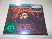 Slayer : Repentless (Digipack) CD + BLU-RAY