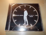 Craig David ‎– The Time is Now (CD)