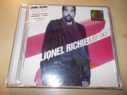 Lionel Richie ‎– Just Go (CD)