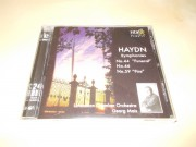 HAYDN - Symphonies No.44 Funeral, No.46, No.59 Fire - Georg Mais (CD)