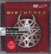 DISTURBED - BELIEVE [DVD-AUDIO]