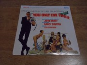 Original Motion Picture Soundtrack - You Only Live Twice - UNITED ARTISTS (Vinyl/LP)
