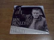 DON HENLEY - CASS COUNTY - DELUXE (2Vinyl/LP)