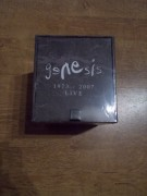 GENESIS - 1973-2007 LIVE / (8CD + 3DVD BOX)