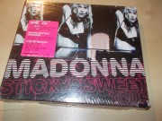 Madonna - Sticky & Sweet: Live (CD + DVD) Digipack