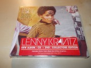 Lenny Kravitz - Black And White America (CD/DVD) COLLECTORS EDITION  Digipack