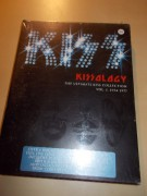 KISS - THE ULTIMATE KISS COLLECTION VOL. 1 1974 - 1977 (3DVD)
