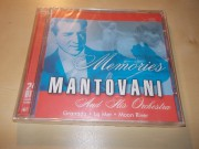 MANTOVANI AND HIS ORCHESTRA - MEMORIES  (CD)