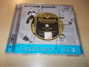 Various Artists  Jive And Boogie - Tanztempo Vol. 3