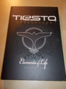 Tiesto - Copenhagen - Elements of Life (DVD)