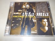 Vincenzo La Scola Feat. Cliff Richard ‎– Vita Mia (CD) ROZBALENÉ