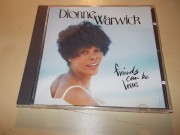 Dionne Warwick ‎– Friends Can Be Lovers (CD) ROZBALENÉ