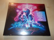 Muse -  Simulation Theory ( Deluxe edice ) Soundtrack (CD) Digipack