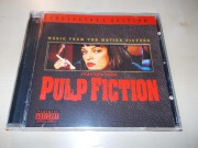 Various ‎– Pulp Fiction: Music From The Motion Picture (Collector´s Edition) (CD)