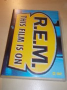 R.E.M. - This Film Is On  (DVD)