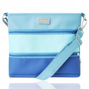 Dara Bags crossbody kabelka Dariana Mini No. 208 Blue Jeans