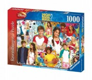 PUZZLE HOGH SCHOOL MUSICAL