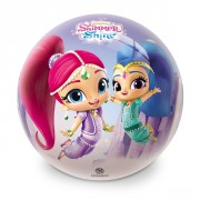 MÍČ GUMOVÝ SHIMMER AND SHINE