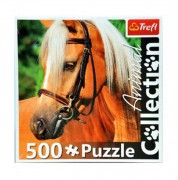 PUZZLE ANIMAL COLLECTION HORSE KŮŇ 500 DÍLKŮ