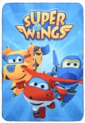 FLEECOVÁ DEKA SUPER WINGS