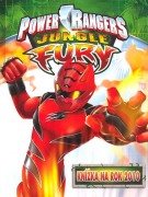 POWER RANGERS JUNGLE FURY KNÍŽKA NA ROK 2010