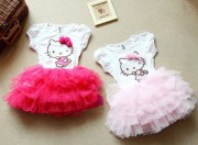 HELLO KITTY TUTU ŠATY