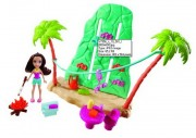 Polly pocket party ostrov