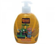 BS Mdlo tekut dtsk/dvkova 300 ml Boek stavitel- BOB BUILDER