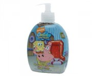 BS Mdlo tekut dtsk/dvkova 300 ml SPONGE BOB