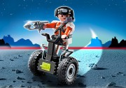 TOP AGENT A SEGWAY playmobil 5296