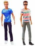 Barbie Ken model fashionistas  DGY66