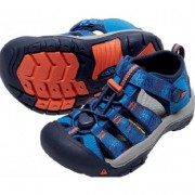 KEEN 1016592 NEWPORT IMPERIAL BLUE SHARKS
