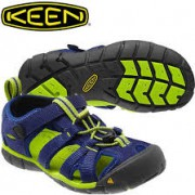 KEEN 1010097 SEACAMP II CNX BLUE DEPTHS/LIME GREEN