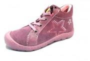 LURCHI 33-14441-43 GISI SUEDE OLD ROSE