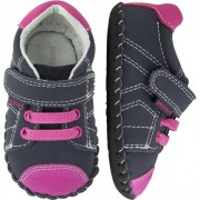 BAREFOOT STYL PEDIPED JAKE NAVY PINK