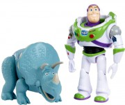Toy Story Buzz Rakeťák a Trixie
